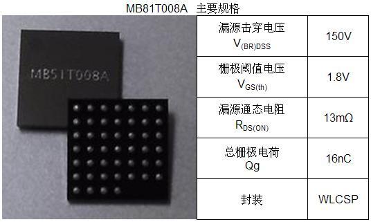 富士通推出耐压150V的GaN功率器件产品 - STAR - 电子元器件