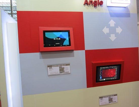 投射电容式触摸屏引领工业新市场 - STAR - 电子元器件