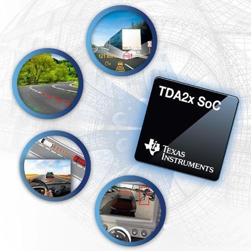 TI汽车片上系统TDA2x助力创建高级驾驶员辅助系统 - STAR - 电子元器件