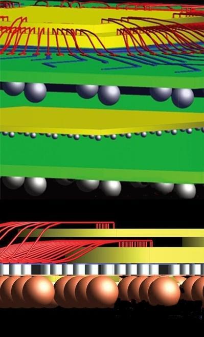 半导体封装技术将向垂直化方向发展 - STAR - 电子元器件